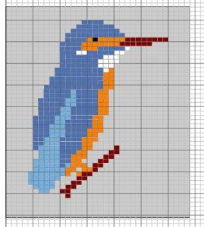 Kingfisher Design Pattern