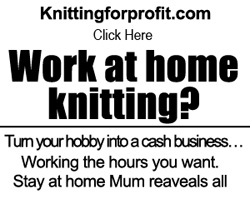 Make Money Knitting Banner